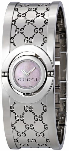 Gucci YA112513 Twirl Ladies Quartz Watch