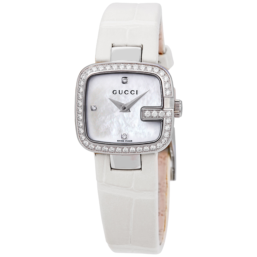 3917b1cb2e6 Gucci YA125514 G-Gucci Ladies Quartz Watch