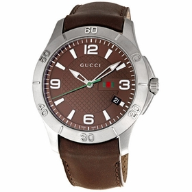Gucci YA126219 G-Timeless Mens Quartz Watch