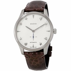 Gucci YA126334 G-Timeless Mens Automatic Watch