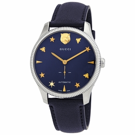 Gucci YA126347 G-Timeless Mens Automatic Watch