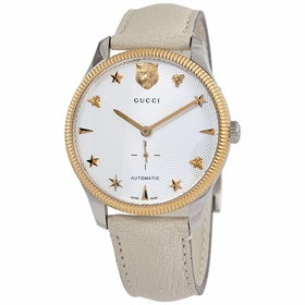 Gucci YA126348 G-Timeless Mens Automatic Watch