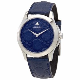 Gucci YA1264032 G-Timeless Unisex Quartz Watch
