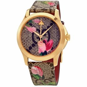 Gucci YA1264038 G-Timeless Ladies Quartz Watch