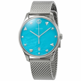 Gucci YA1264039 G-Timeless Ladies Quartz Watch