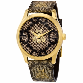 Gucci YA1264068 G-Timeless Unisex Quartz Watch
