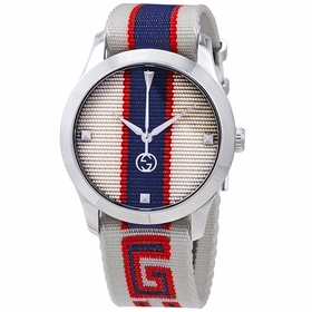 Gucci YA1264071 G-Timeless Mens Quartz Watch
