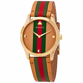 Gucci YA1264077 G-Timeless Unisex Quartz Watch