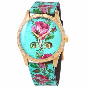 Gucci YA1264085 G-Timeless Ladies Quartz Watch