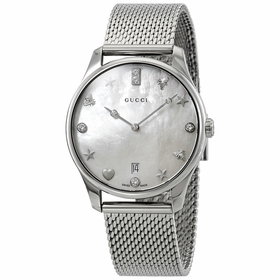 Gucci YA1264094 G-Timeless Ladies Quartz Watch