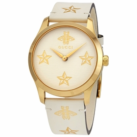 Gucci YA1264096 G-Timeless Ladies Quartz Watch
