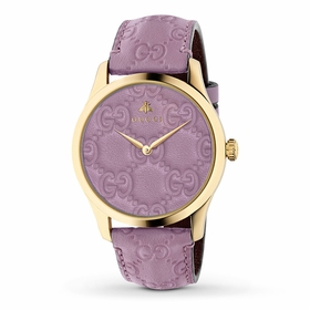 Gucci YA1264098 G-Timeless Ladies Quartz Watch