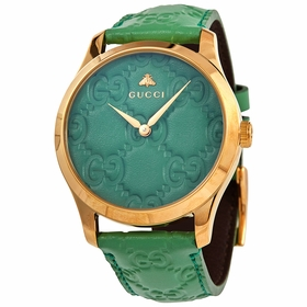 Gucci YA1264099 G-Timeless Ladies Quartz Watch