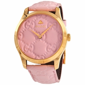 Gucci YA1264104 G-Timeless Ladies Quartz Watch