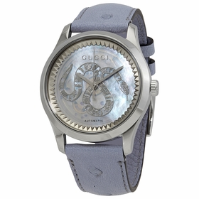 Gucci YA1264113 G-Timeless Ladies Automatic Watch