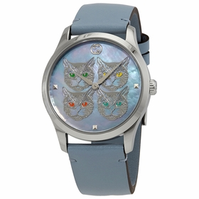Gucci YA1264124 G-Timeless Ladies Quartz Watch