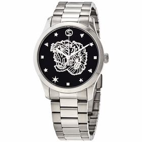 Gucci YA1264125 G-Timeless Ladies Quartz Watch