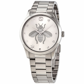 Gucci YA1264126 G-Timeless Ladies Quartz Watch
