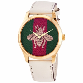 Gucci YA1264128 G-Timeless Ladies Quartz Watch