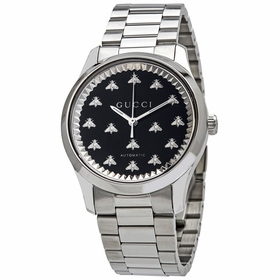 Gucci YA1264130 G-Timeless Ladies Automatic Watch