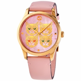 Gucci YA1264132 G-Timeless Ladies Quartz Watch