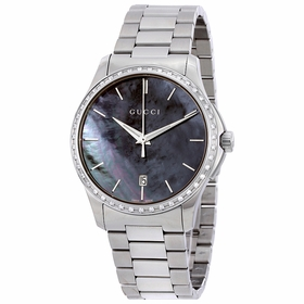 Gucci YA126458 G-Timeless Unisex Quartz Watch