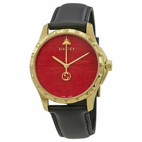 Gucci YA126464 G-Timeless Mens Quartz Watch