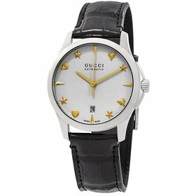 Gucci YA126468 G-Timeless Unisex Automatic Watch