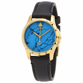 Gucci YA126554 G-Timeless Ladies Quartz Watch