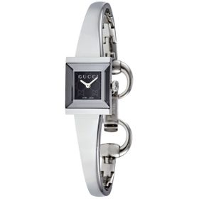 Gucci YA128512 G-Frame Ladies Quartz Watch