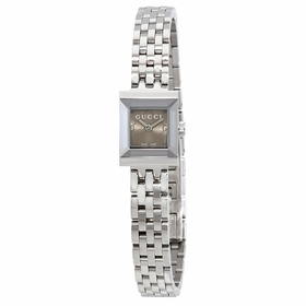 Gucci YA128514 G-Frame Ladies Quartz Watch