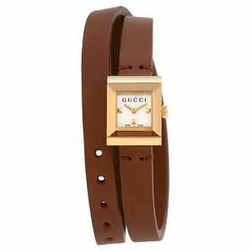Gucci YA128521 G-Frame Ladies Quartz Watch