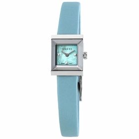 Gucci YA128531 G-Frame Ladies Quartz Watch