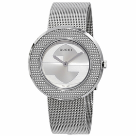 Gucci YA129415 U-Play Ladies Quartz Watch