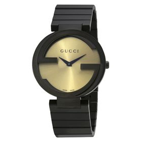 Gucci YA133314 Interlocking Ladies Quartz Watch