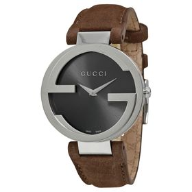 Gucci YA133319 Interlocking Ladies Quartz Watch