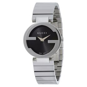 Gucci YA133511 Interlocking Ladies Quartz Watch