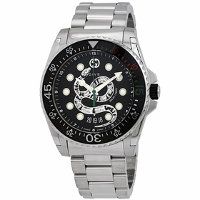Gucci YA136218 Dive Mens Quartz Watch