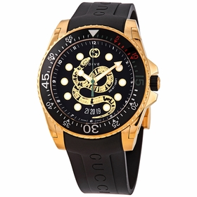 Gucci YA136219 Dive Mens Quartz Watch