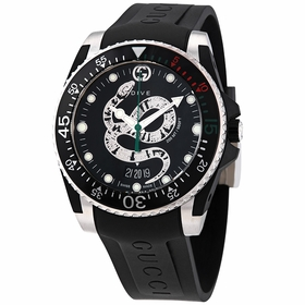 Gucci YA136323 Snake Mens Quartz Watch