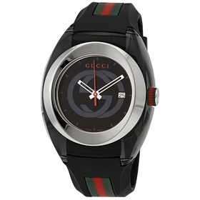 Gucci YA137101 Sync XXL Mens Quartz Watch