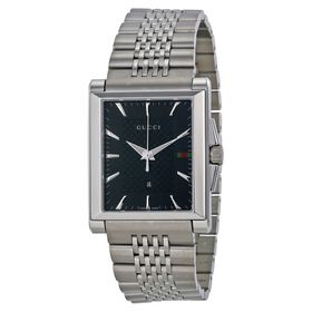 Gucci YA138401 G-Timeless Mens Quartz Watch