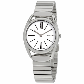 Gucci YA140505 Horsebit Ladies Quartz Watch