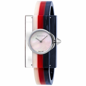 Gucci YA143523 Vintage Web Ladies Quartz Watch