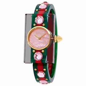 Gucci YA143525 Vintage Web Ladies Quartz Watch