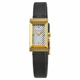 Gucci YA147506 G-Frame Ladies Quartz Watch