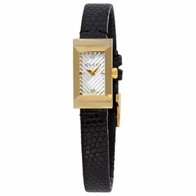 Gucci YA147507 G-Frame Ladies Quartz Watch
