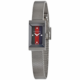 Gucci YA147510 G-Frame Ladies Quartz Watch