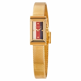 Gucci YA147511 G-Frame Ladies Quartz Watch