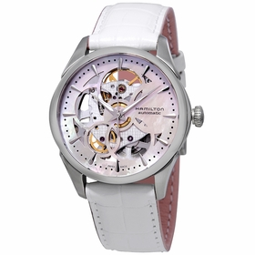 Hamilton H32405871 Jazzmaster Viewmatic Ladies Automatic Watch